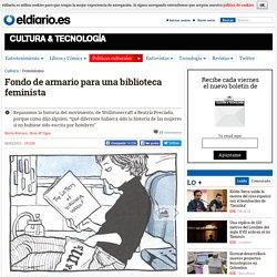 Fondo de armario para una biblioteca feminista