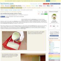 Cómo pintar un armario ropero