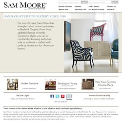 Armchairs Upholstered | Home Page | Chairs for Living Room | Sam Moore