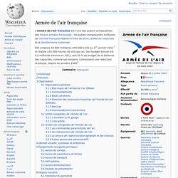Armée de l'air française