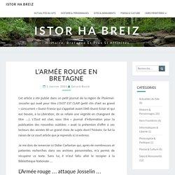 L'armée rouge en Bretagne - Istor Ha Breiz