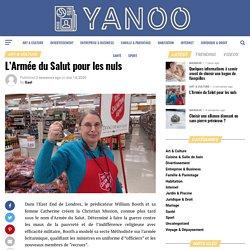 L'Armée du Salut pour les nuls - Yanoo.net