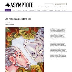 An Armenian Sketchbook - Asymptote