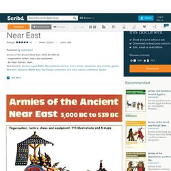 Armies of the Ancient Near East