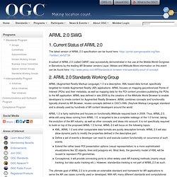 ARML 2.0 SWG