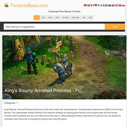 King's Bounty Armored Princess