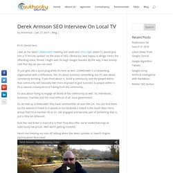 Derek Armson SEO Interview With Chris Ogle of Link4Growth