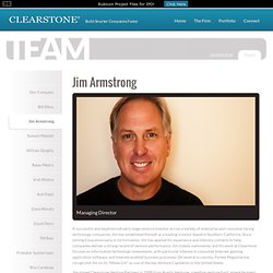 Venture Partners « Jim Armstrong