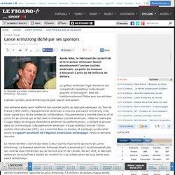 Nike met fin à son contrat avec Armstrong - Cyclisme