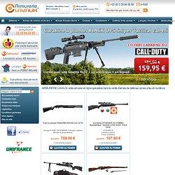 Carabine à air comprimé QB 57 Luxe ''Pack''