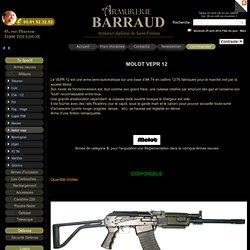 Molot vepr à Toulouse armurerie Barraud armurier vente d'armes neuves et occasions garanties, AK74 en calibre 12/76