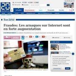 Fraudes: Les arnaques sur Internet sont en forte augmentation