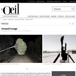 Arnaud Lesage - L'Œil de la photographie