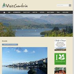 Arnside - Visit Cumbria