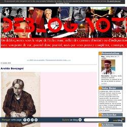 Aroldo Bonzagni - Deblog Notes de J. F. LAUNAY