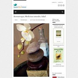 Los 5 usos de la Aromaterapia