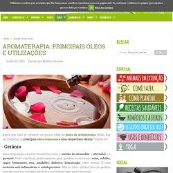 Aromaterapia: principais óleos e utilizações - greenMe.com.br