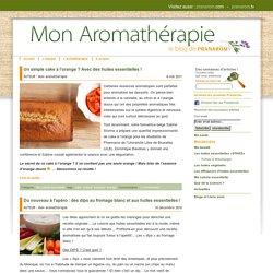 Mon aromatherapie » Ma cuisine essentielle