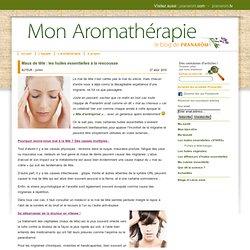Mon aromatherapieMaux de tête : les huiles essentielles à la rescousse