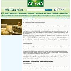 Aromatherapie et la cellulite