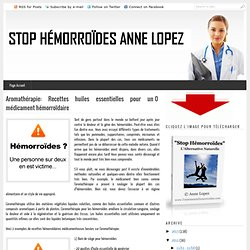 Cure Hémorroïde Interne Externe Prolapsus Saignante Thrombosée Étranglée Coagulée
