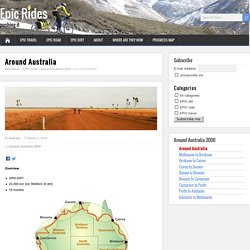 Around Australia – Epic Rides