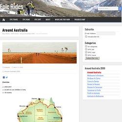 Around Australia – Epic Rides
