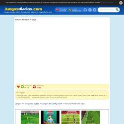 Around World In 80 Days - Juega 100% Gratis en Juegosdiarios.com