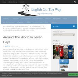 Around The World In Seven Days – English on the way