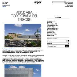 Topografia del Terrore - Arper