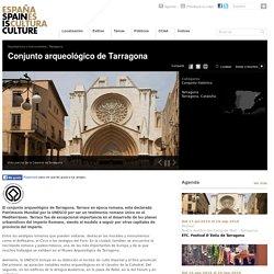 Conjunto arqueológico de Tarragona : monumentos en Tarragona en España es cultura.
