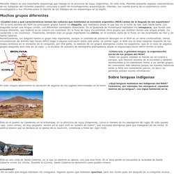 Estudios arqueológicos en el noroeste argentino
