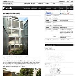 Dellekamp Arquitectos — Cb29 Apartment Building