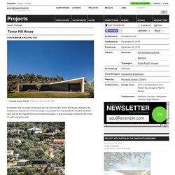 Contaminar Arquitectos — Tomar Hill House