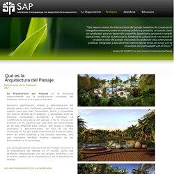 Sociedad de Arquitectos Paisajistas Colombia