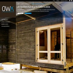 prefabricated architecture - Opt for Wood Architecture
