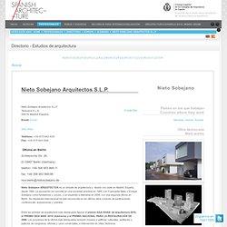 Directorio - Estudios de arquitectura - Europa - Alemania - Nieto Sobejano Arquitectos S.L.P.