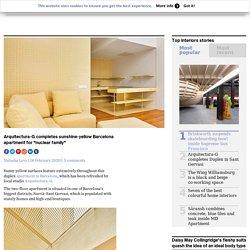 Arquitectura-G completes Duplex in Sant Gervasi
