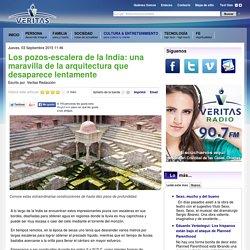 Los pozos-escalera de la India: una maravilla de la arquitectura que desaparece lentamente