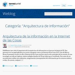 Arquitectura de Información