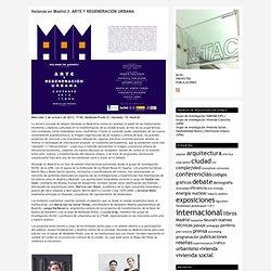 Nuevas Técnicas Arquitectura Ciudad: Grupo de investigación – Departamento de Proyectos – ETSAM