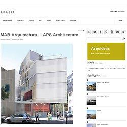 MAB arquitectura . LAPS architecture