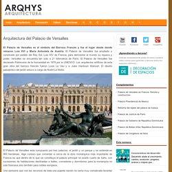 Arquitectura del Palacio de Versalles