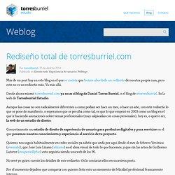 Consultor de usabilidad, experiencia de usuario y arquitectura de información