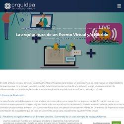 La Acrchitecure de los eventos virtuales e híbridos