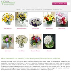 flower-arrangements-for-events Archives - FNP Corporate