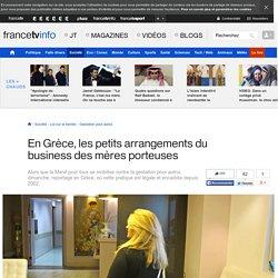En Grèce, les petits arrangements du business des mères porteuses
