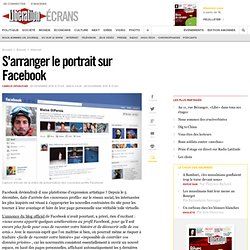 S'arranger le portrait sur Facebook