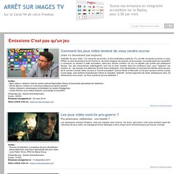 Arrêt sur Images TV - La chaine de télévision d'Arrêt sur images
