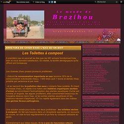 ARRETONS DE CHIER DANS L'EAU QU'ON BOIT - Le monde de Brazihou